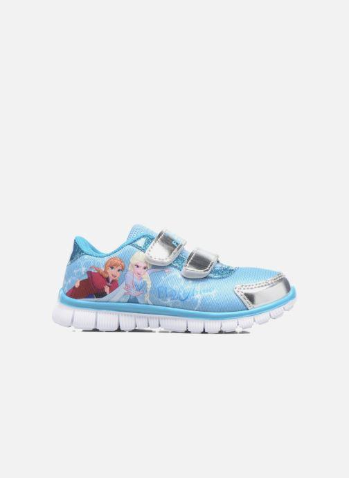 Sneaker Frozen GLACE blau ansicht von hinten