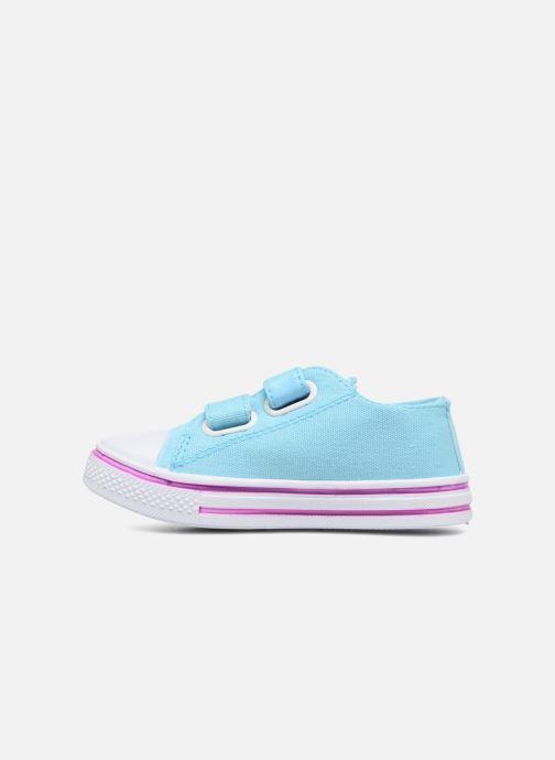 Sneaker Frozen KYRIELLE blau ansicht von vorne