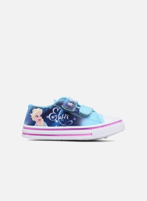 Sneaker Frozen KYRIELLE blau ansicht von hinten