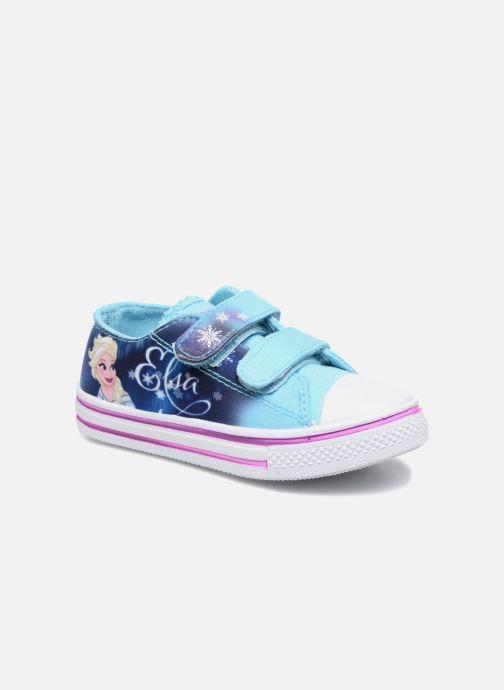 Sneakers Frozen KYRIELLE Blauw detail