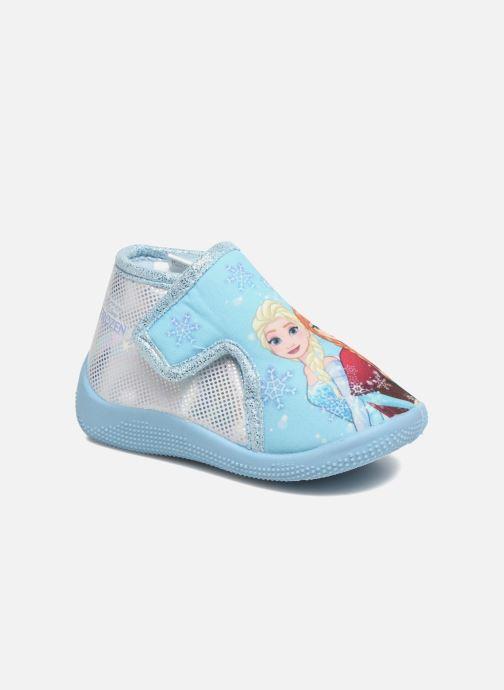 Chaussons Frozen SABAYA Bleu vue détail/paire