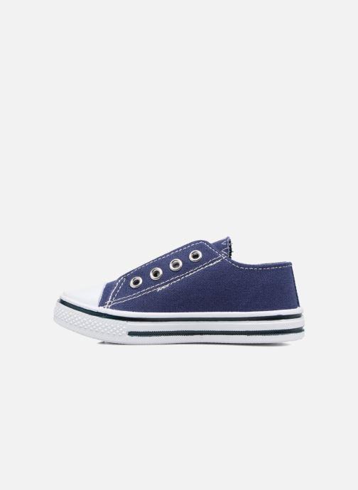 Sneakers Minions Kampala Azzurro immagine frontale