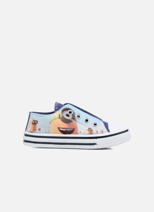 Sneakers Minions Kampala Azzurro immagine posteriore