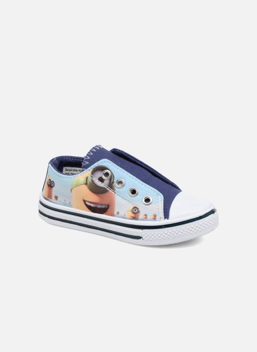 Trainers Minions Kampala Blue detailed view/ Pair view
