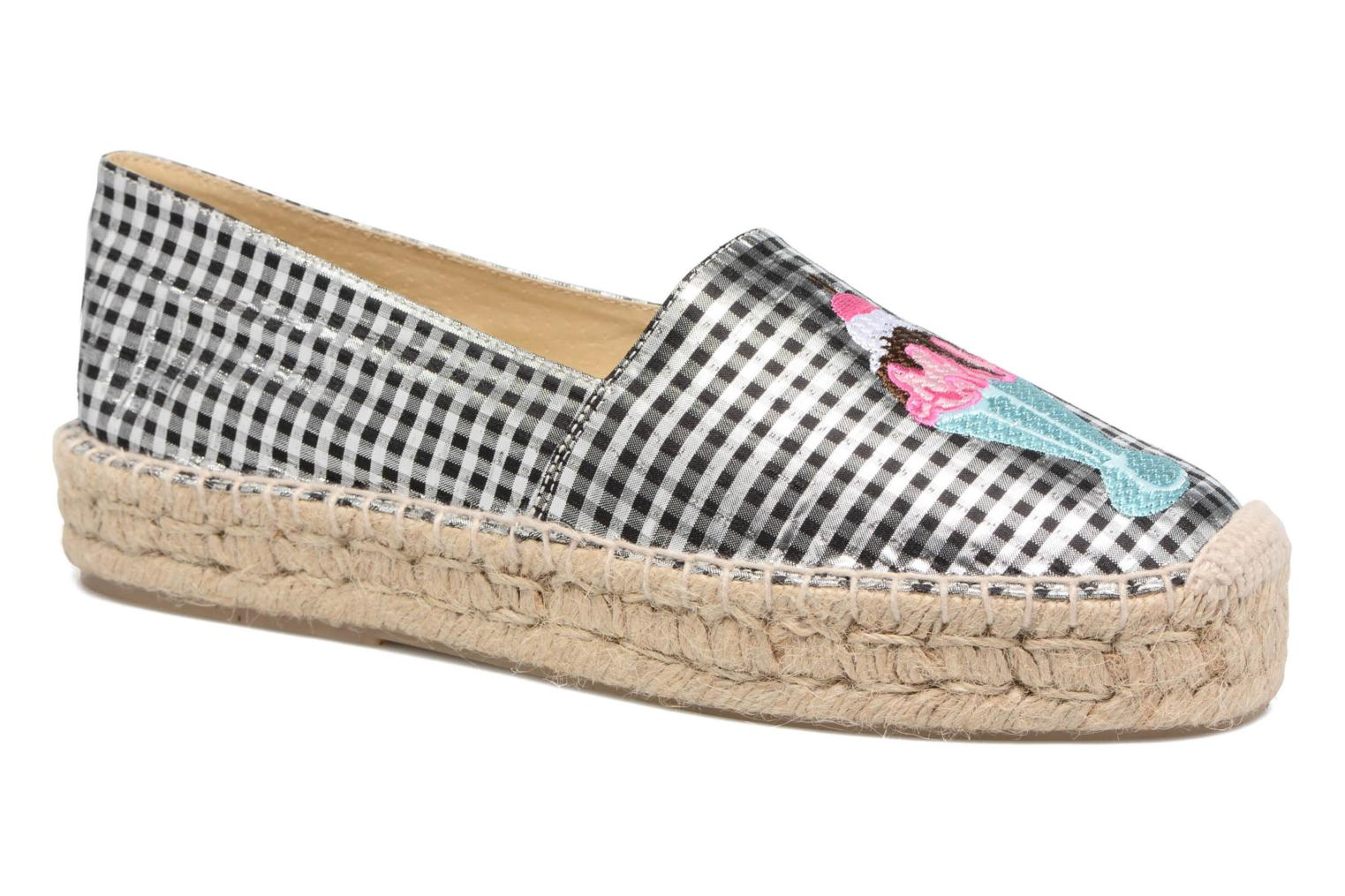 Espadrilles Apologie Yvette Black detailed view/ Pair view