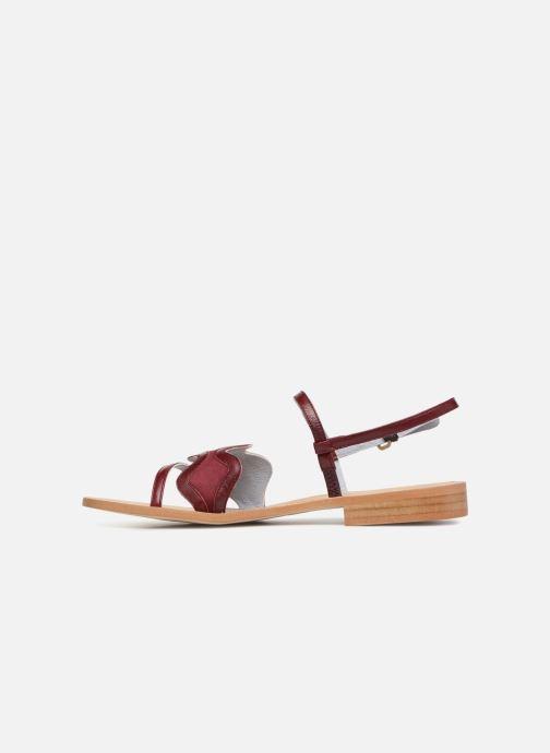 Sandales et nu-pieds Apologie Nemo Bordeaux vue face