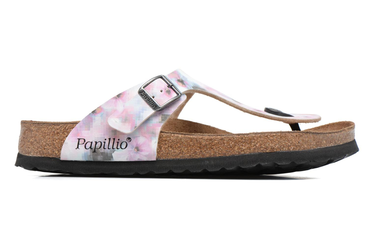 Mules & clogs Papillio Gizeh Pink back view
