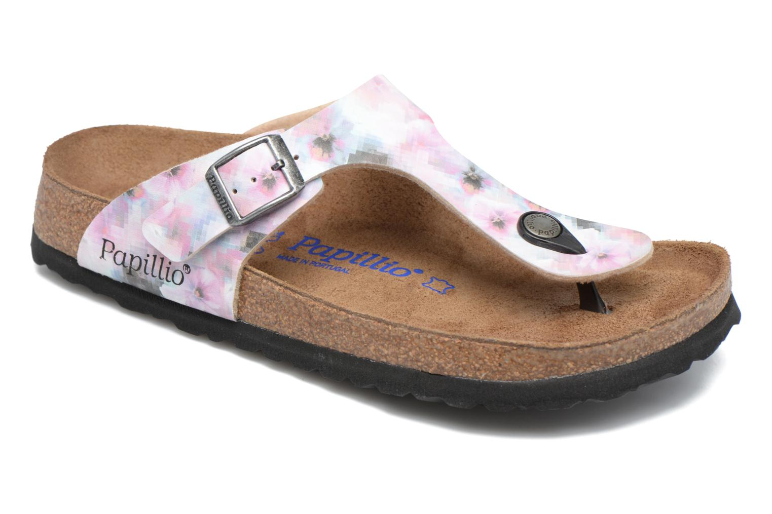 Mules & clogs Papillio Gizeh Pink detailed view/ Pair view