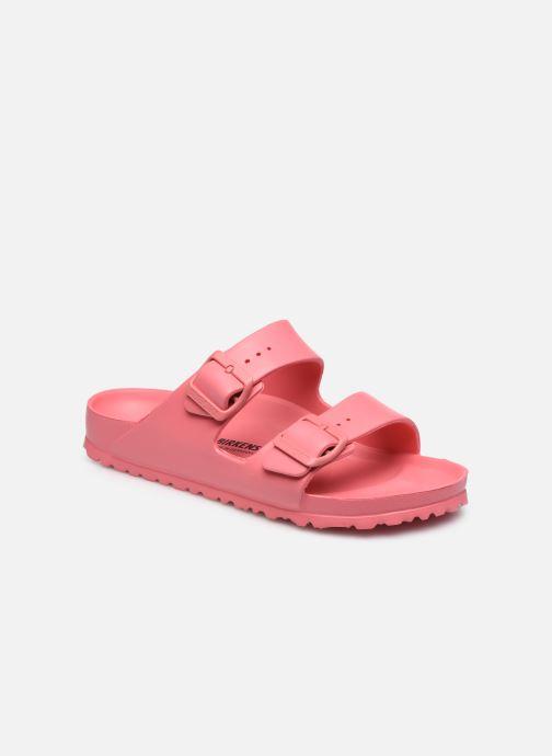 Clogs & Pantoletten Birkenstock Arizona EVA W rosa detaillierte ansicht/modell