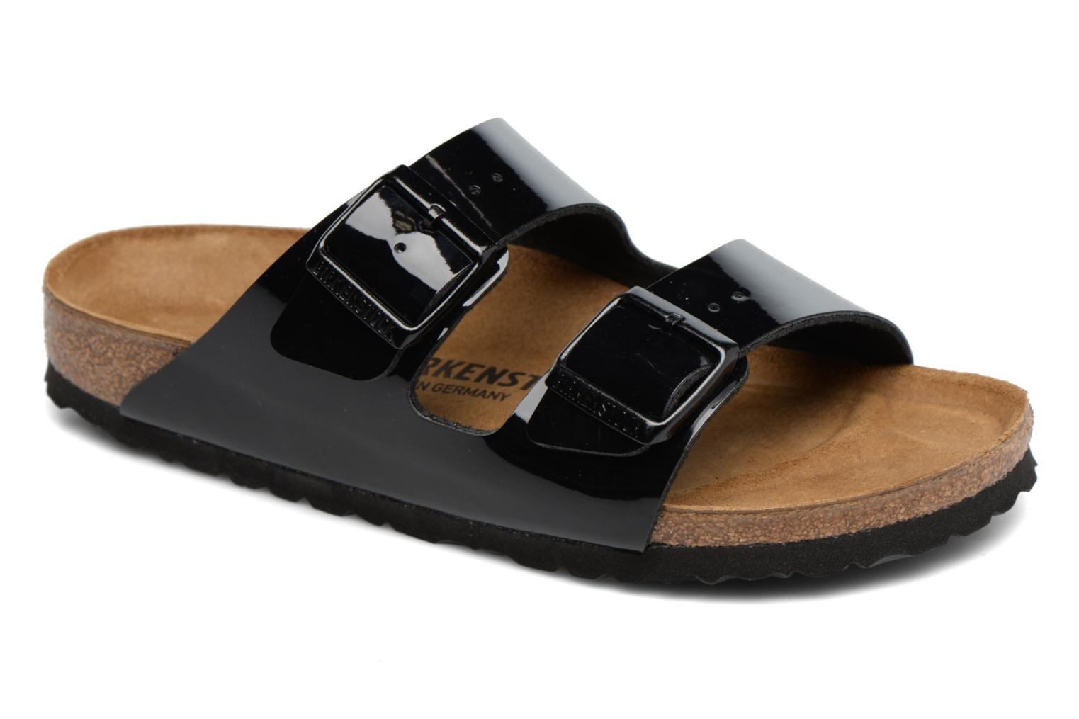 Wedges Birkenstock Arizona W Zwart detail