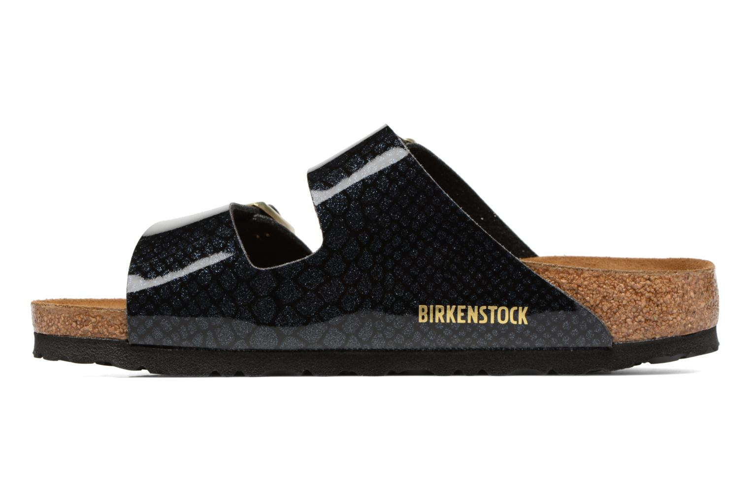 Clogs og træsko Birkenstock Arizona W (Smal model) Sort se forfra