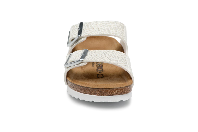 Träskor & clogs Birkenstock Arizona W Vit bild av skorna på