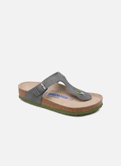 Sandali e scarpe aperte Birkenstock Gizeh W Grigio vedi dettaglio/paio