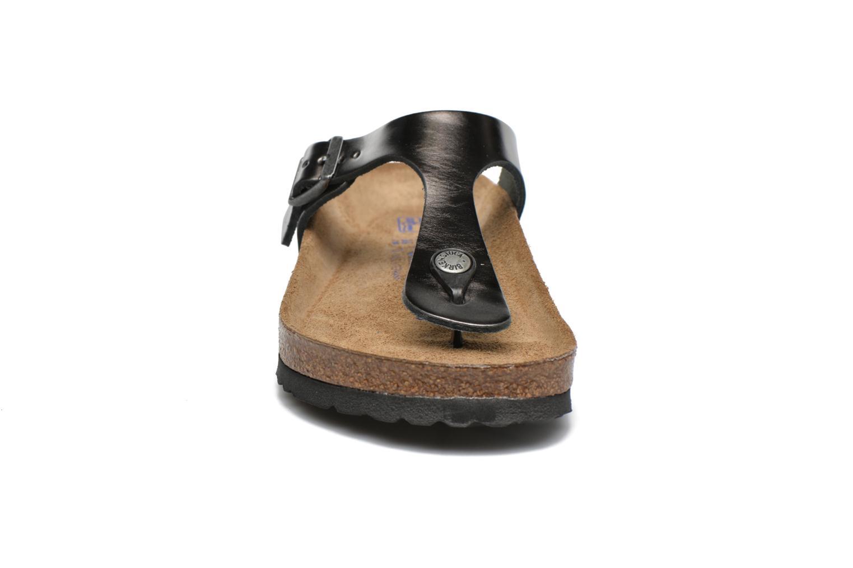 Sandaler Birkenstock Gizeh W Grå se skoene på