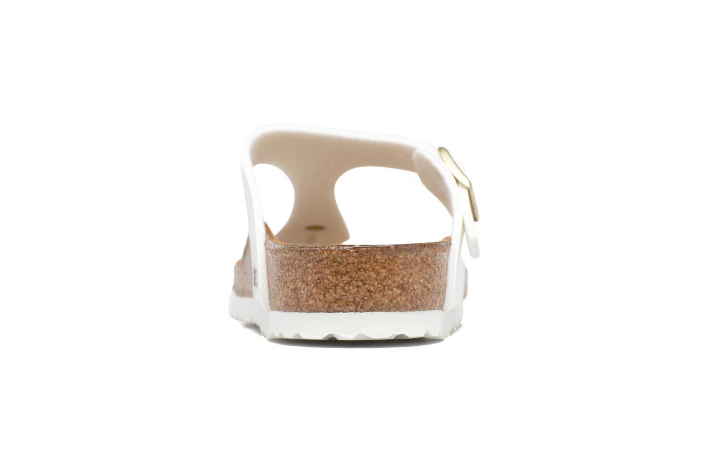 Sandales et nu-pieds Birkenstock Gizeh W Blanc vue droite