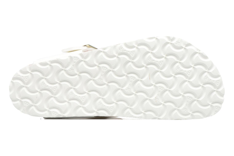 Sandales et nu-pieds Birkenstock Gizeh W Blanc vue haut