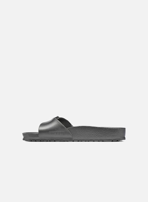 Sandales et nu-pieds Birkenstock Madrid EVA M Gris vue face