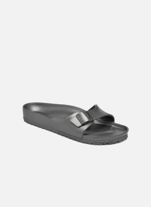 Sandales et nu-pieds Birkenstock Madrid EVA M Gris vue détail/paire