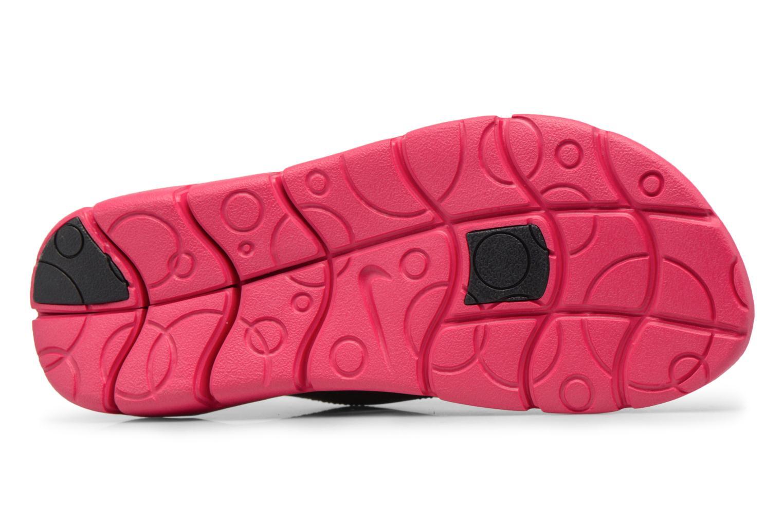 Sandalen Nike Nike Sunray Adjust 4 (Gs/Ps) schwarz ansicht von oben