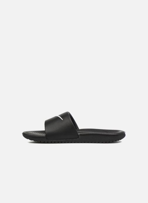 new arrival 2c226 abcf9 Sandales et nu-pieds Nike Nike Kawa Slide (Gs Ps) Noir vue