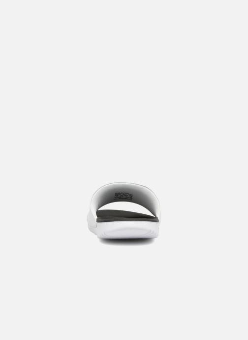 Sandalias Nike Nike Kawa Slide (Gs/Ps) Blanco vista lateral derecha