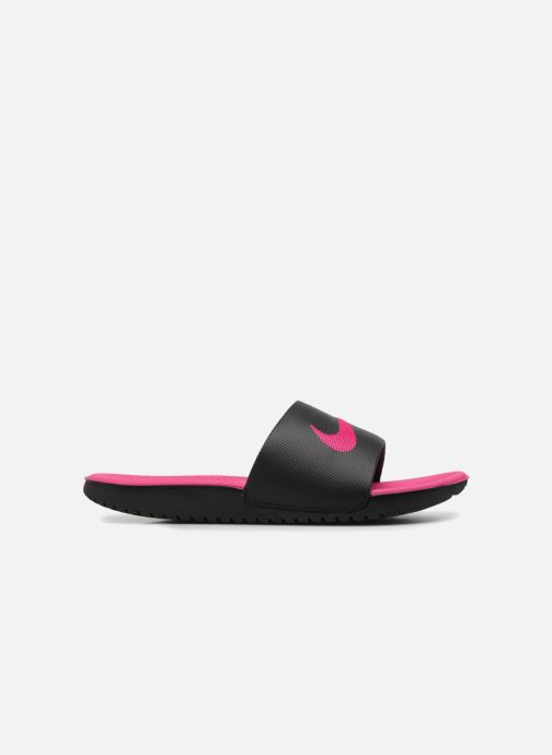 Sandalias Nike Nike Kawa Slide (Gs/Ps) Negro vistra trasera