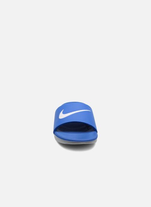 Sandalen Nike Nike Kawa Slide (Gs/Ps) Blauw model