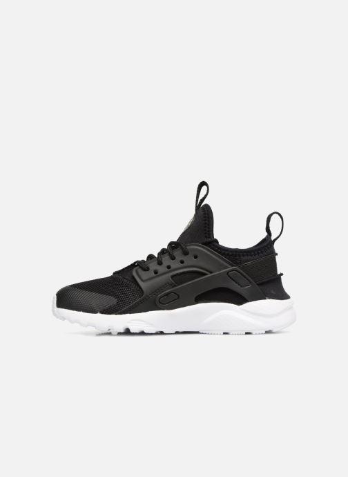 Sneakers Nike Nike Huarache Run Ultra (Ps) Zwart voorkant