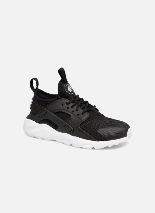 Sneakers Nike Nike Huarache Run Ultra (Ps) Zwart detail
