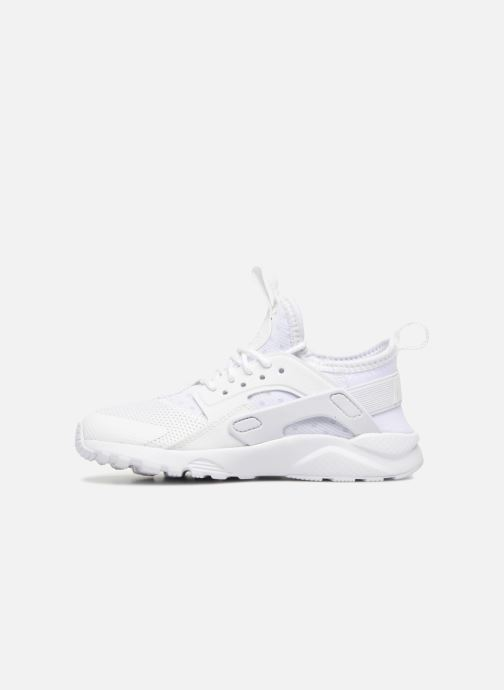 Baskets Nike Nike Huarache Run Ultra (Ps) Blanc vue face