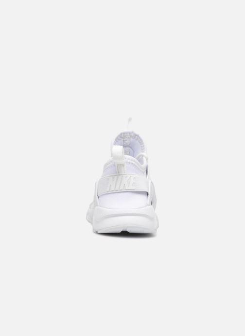 Sneakers Nike Nike Huarache Run Ultra (Ps) Wit rechts