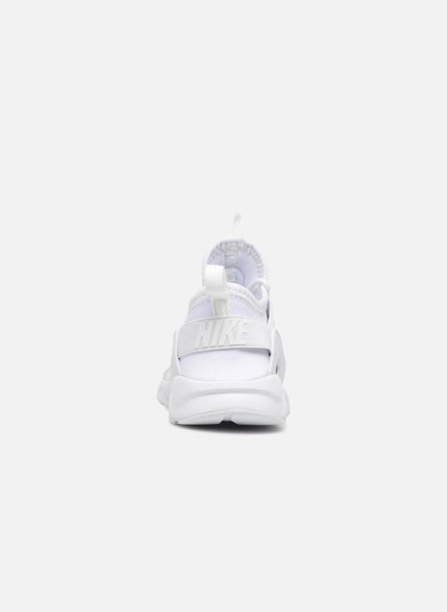 Trainers Nike Nike Huarache Run Ultra (Ps) White view from the right