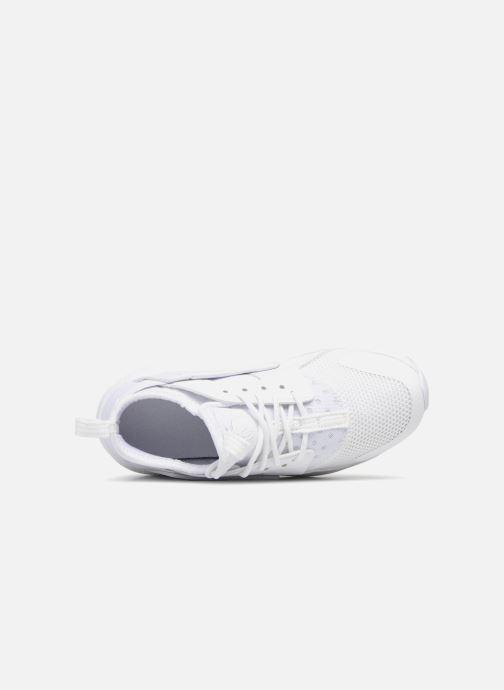 Baskets Nike Nike Huarache Run Ultra (Ps) Blanc vue gauche