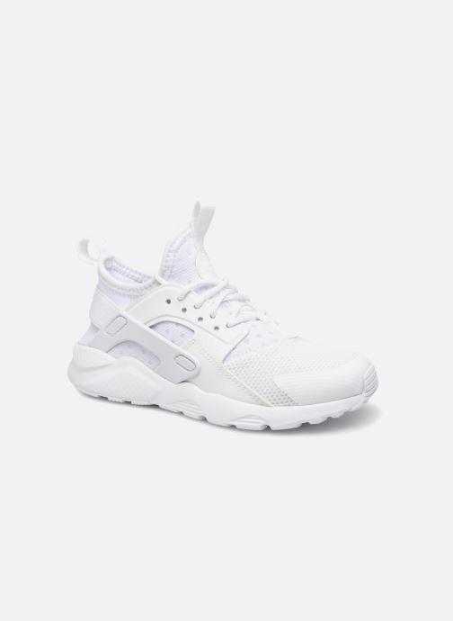 Baskets Nike Nike Huarache Run Ultra (Ps) Blanc vue détail/paire