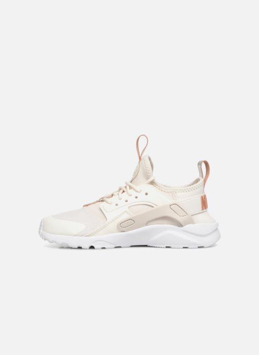 Sneaker Nike Nike Huarache Run Ultra (Ps) weiß ansicht von vorne