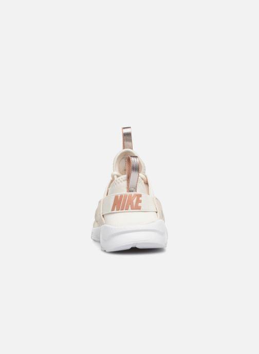 Sneaker Nike Nike Huarache Run Ultra (Ps) weiß ansicht von rechts