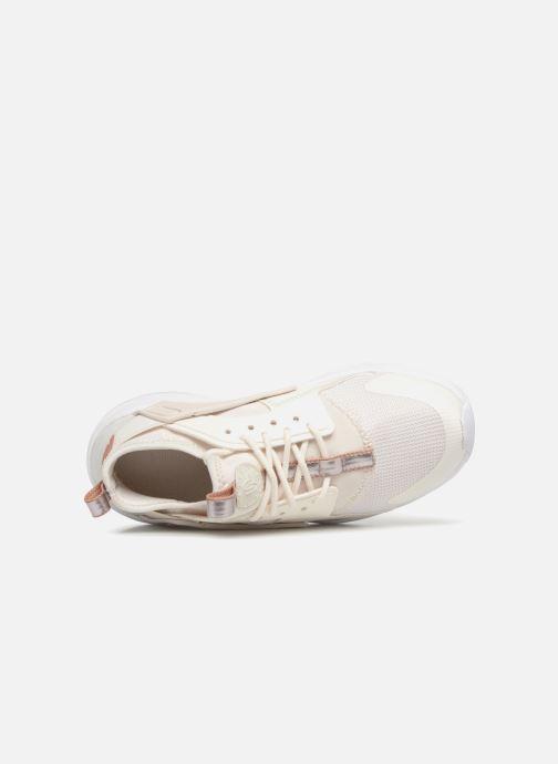 Sneaker Nike Nike Huarache Run Ultra (Ps) weiß ansicht von links