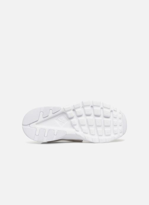 Baskets Nike Nike Huarache Run Ultra (Ps) Blanc vue haut