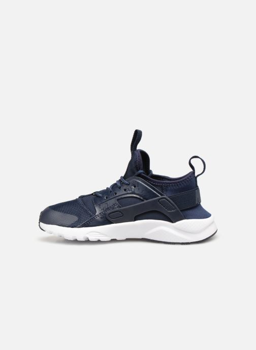 Trainers Nike Nike Huarache Run Ultra (Ps) Blue front view