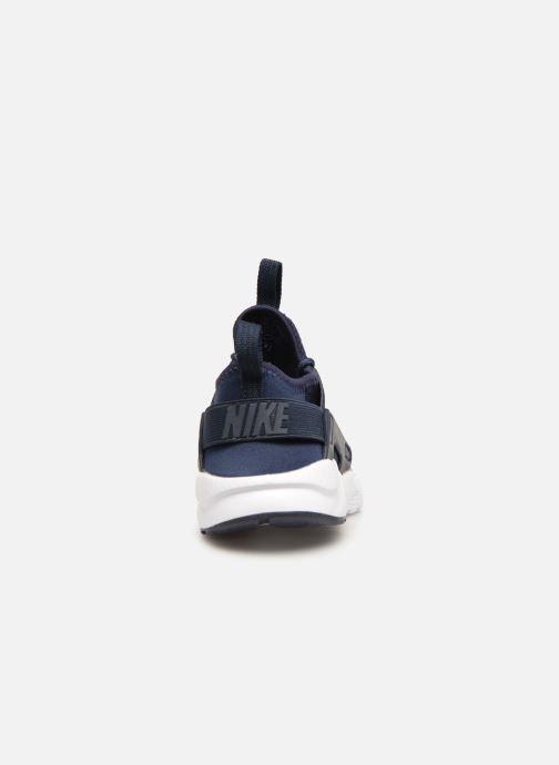 Sneakers Nike Nike Huarache Run Ultra (Ps) Blå Bild från höger sidan