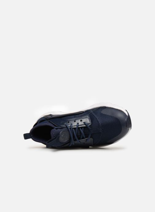 Sneakers Nike Nike Huarache Run Ultra (Ps) Blå bild från vänster sidan