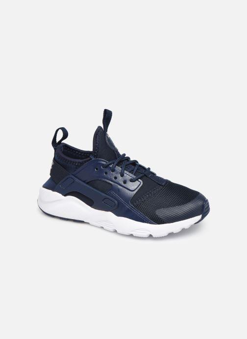 Trainers Nike Nike Huarache Run Ultra (Ps) Blue detailed view/ Pair view