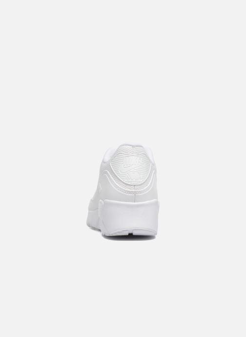 promo code 92a8a bac78 Baskets Nike Nike Air Max 90 Ultra 2.0 (Gs) Blanc vue droite