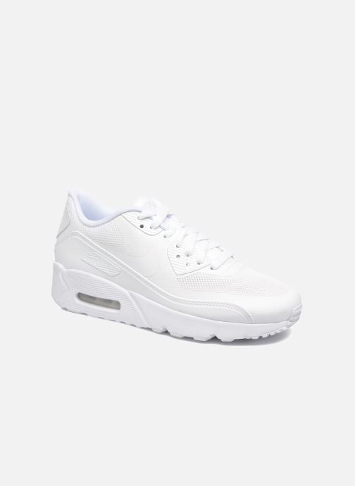 size 40 aa8c4 c1f35 Baskets Nike Nike Air Max 90 Ultra 2.0 (Gs) Blanc vue détail paire