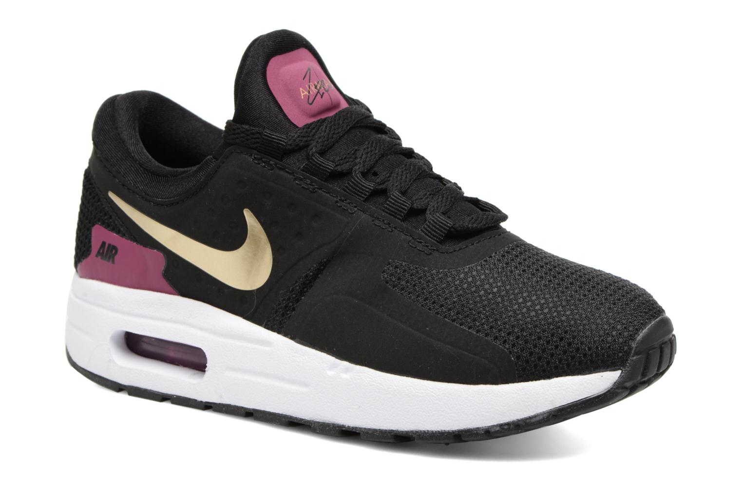 Baskets Nike Nike Air Max Zero Essential (Ps) Rouge vue détail/paire