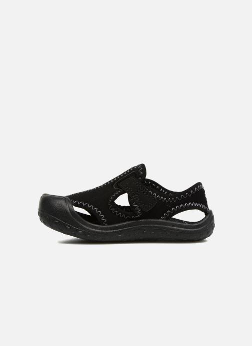 Sandales et nu-pieds Nike Nike Sunray Protect (Td) Noir vue face