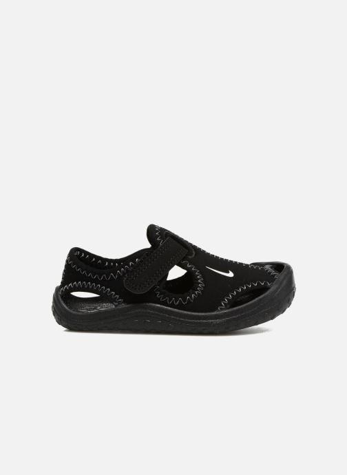 Sandales et nu-pieds Nike Nike Sunray Protect (Td) Noir vue derrière