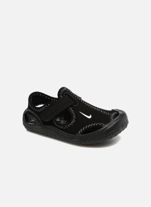 Sandales et nu-pieds Nike Nike Sunray Protect (Td) Noir vue détail/paire