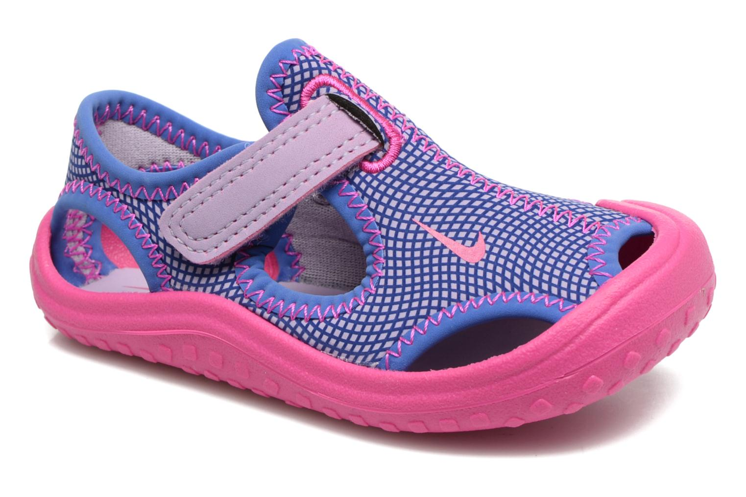 ... Sandals 92efb35 Nike Nike Sunray Protect (Td) Pink detailed view Pair  view 94efe125 ... acabc6e0f552