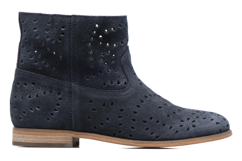 Boots en enkellaarsjes Tommy Hilfiger Genny 12B Blauw achterkant